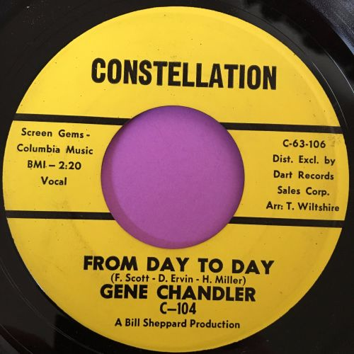 Gene Chandler-From day to do-Constellation  E+