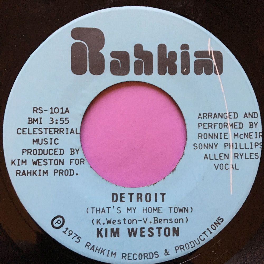 Kim Weston-Detroit-Rahkin E+