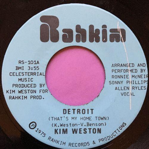 Kim Weston-Detroit-Rahkin E+