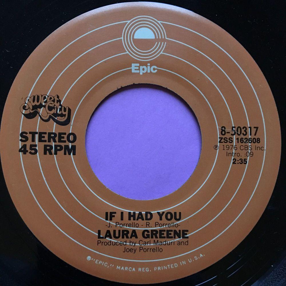 Laura Greene-If I had you-Epic M-