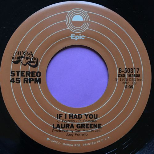 Laura Greene-If I had you-Epic M-