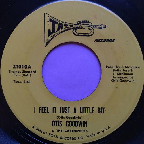 Otis Goodwin-I feel it just a little bit-Jazz E+