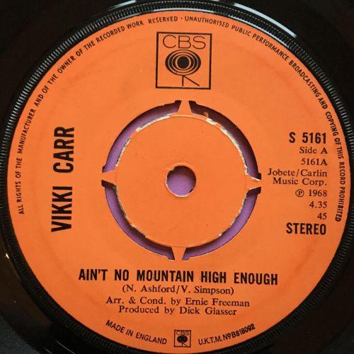 Vikki Carr-Ain`t no mountain high enough-CBS UK E+