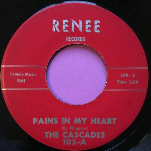 Cascades-Pains in my heart-Renee E+