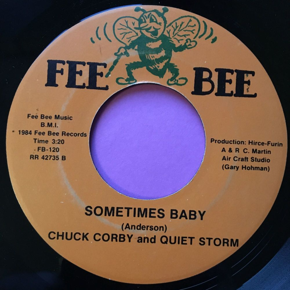 Chuck Corby-Sometimes baby-Fee Bee E+