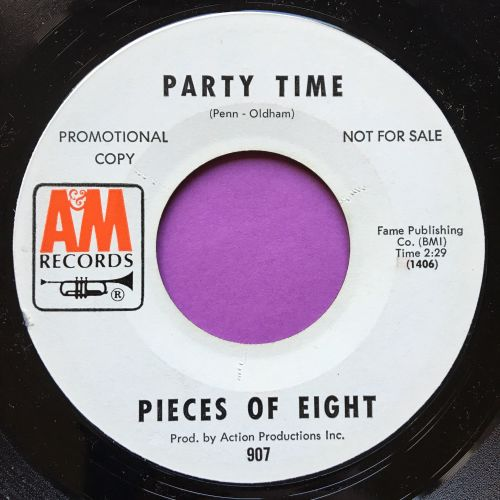 Pieces of eight-Party time-A&M WD E+