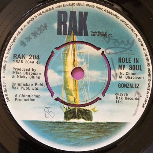 Gonzalez-Hope in my soul-UK RAK wol vg+