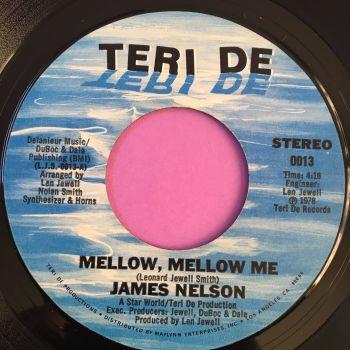 James Nelson-Mellow mellow me-Teri De E+