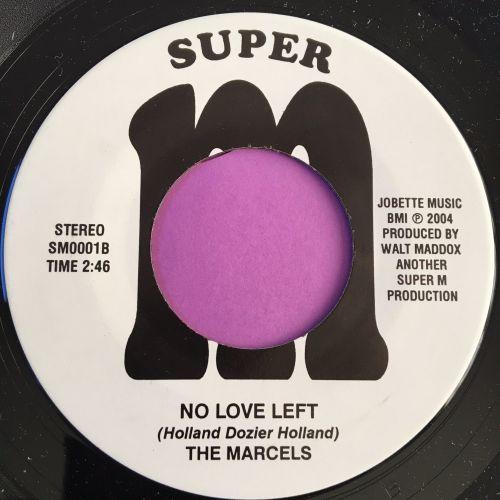 Marcels-No love left-M  M-