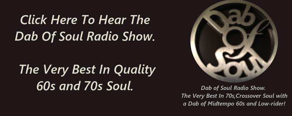 Radio show banner for website