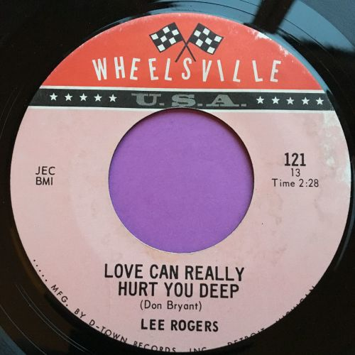 Lee Rogers-Love can really hurt you deep-Wheelsville  E