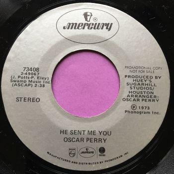 Oscar Perry-He sent me you-Mercury Demo E+