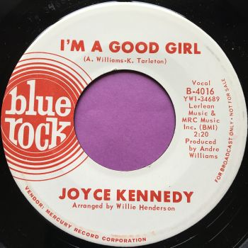 Joyce Kennedy-I`m a good girl-Blue Rock WD M-