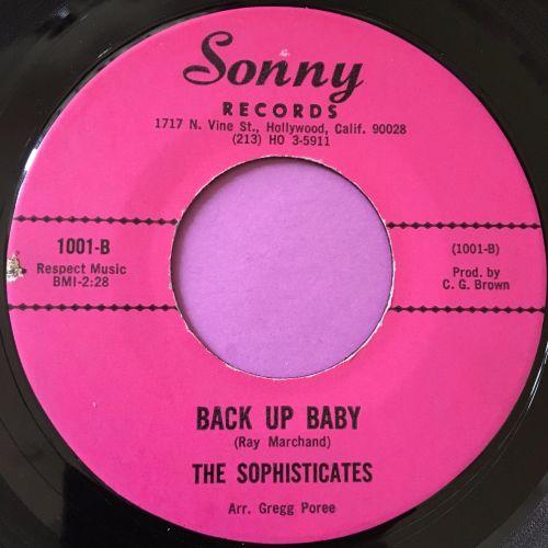 Sophisticates-Back up street-Sonny E+