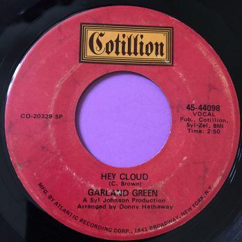 Garland Green-Hey cloud-Cotillion E