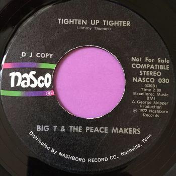 Big T & The Peace Makers-Tighten up tighter-Nasco E+