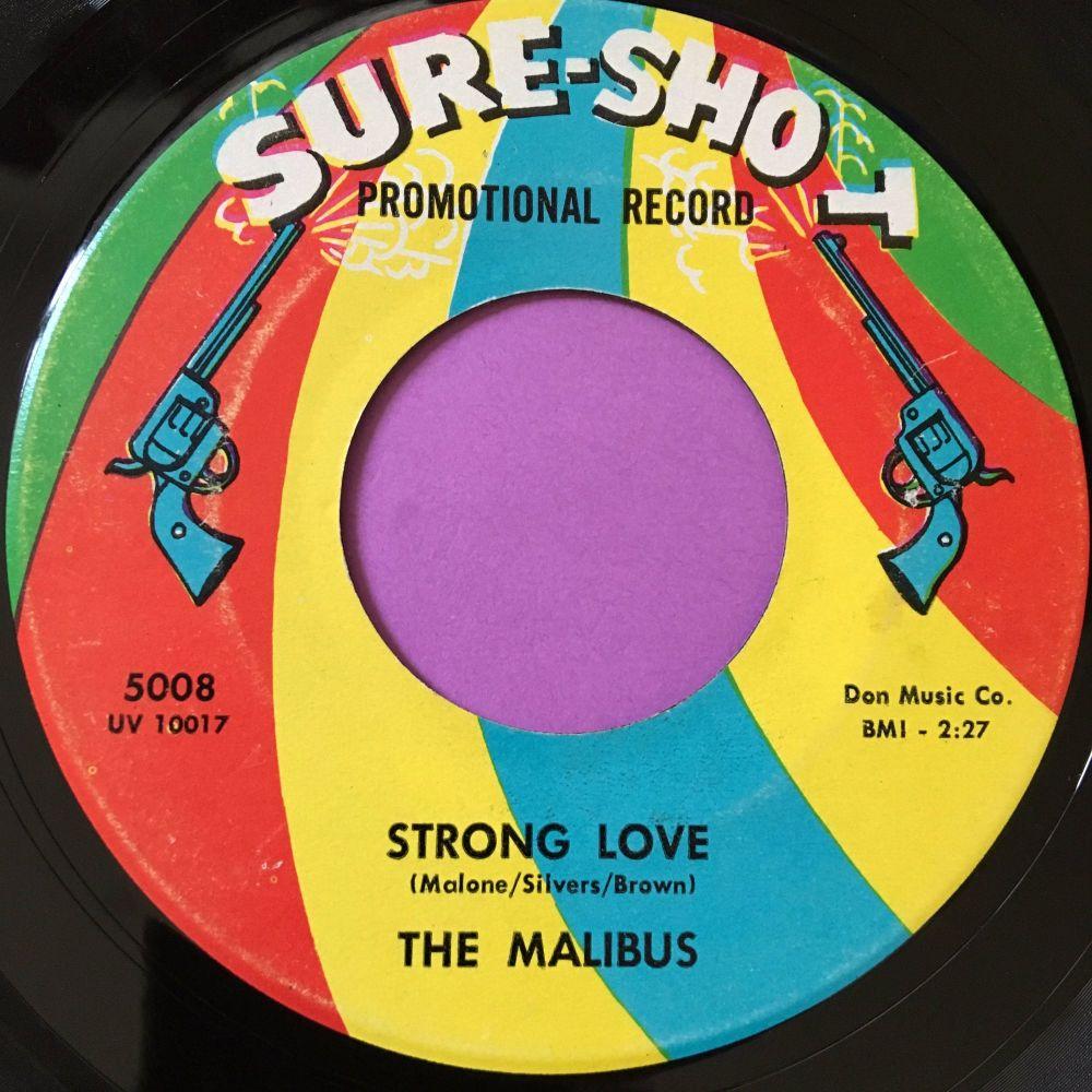 Malibus-Strong love-Sure shot E+