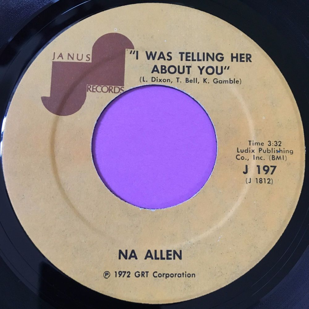Na Allen-I was telling her about you-Janus E+