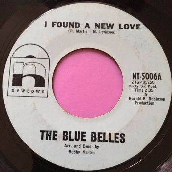 Blue Belles-I found a new love-Newtown E