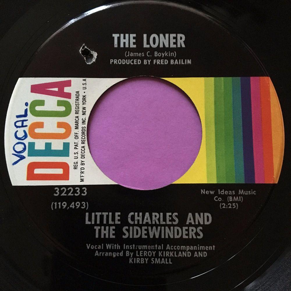Little Charles-The loner-Decca E+
