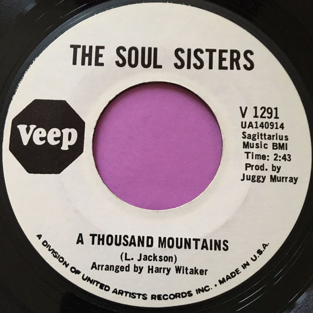 Soul Sisters-A thousand mountains-Veep WD E+