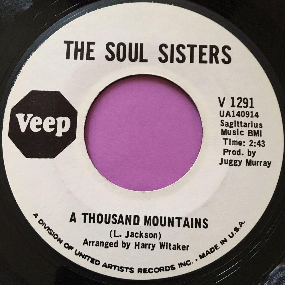 Soul Sisters-A thousand mountains-Veep WD E+