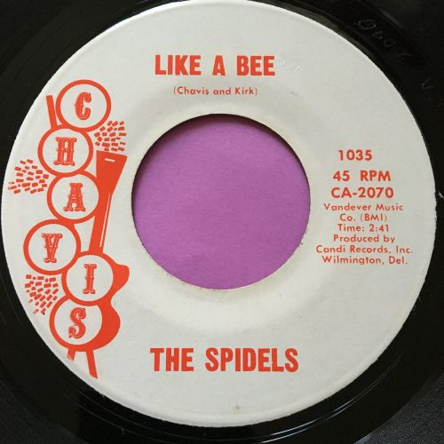 Spidels-Like a bee-Chavis E+