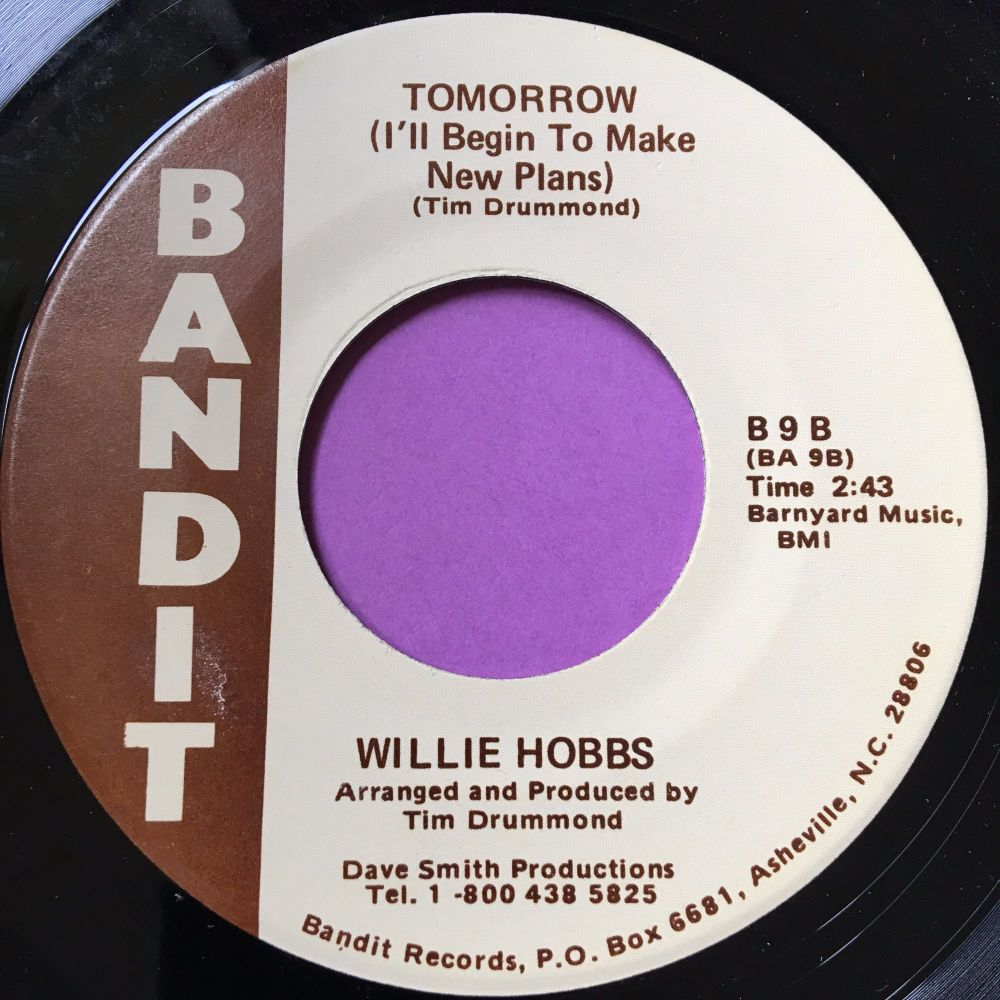 Willie Hobbs-Tomorrow-Bandit E
