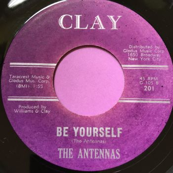 Antennas-Be yourself-Clay E