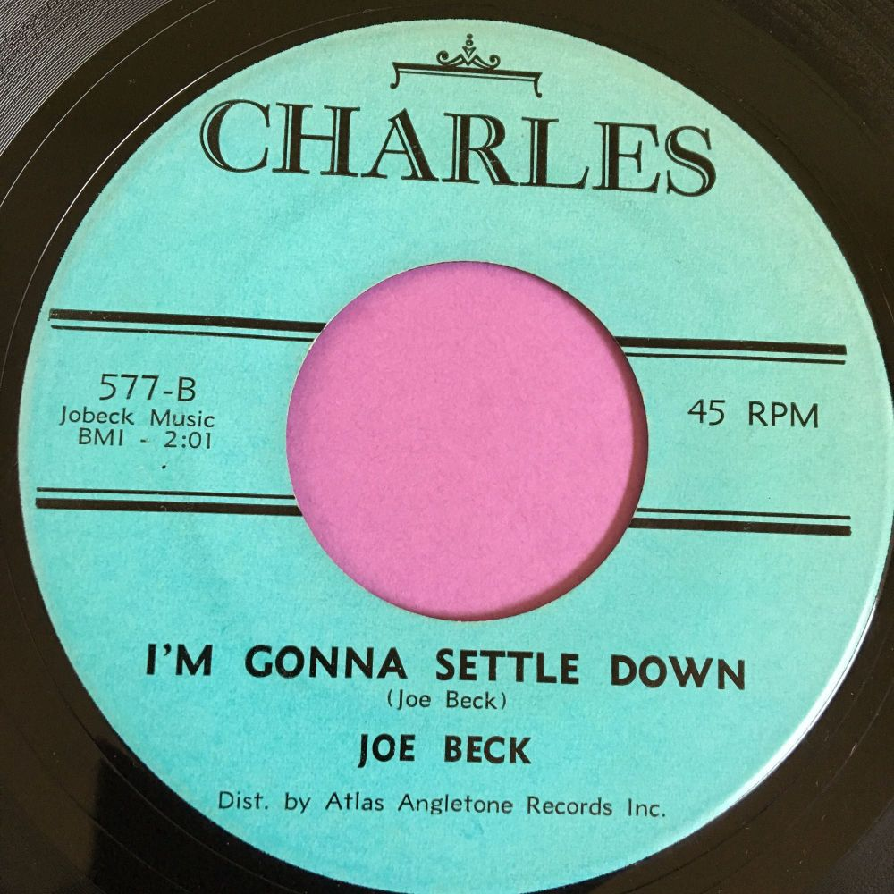 Joe Beck-I`m gonna settle down-Charles E+