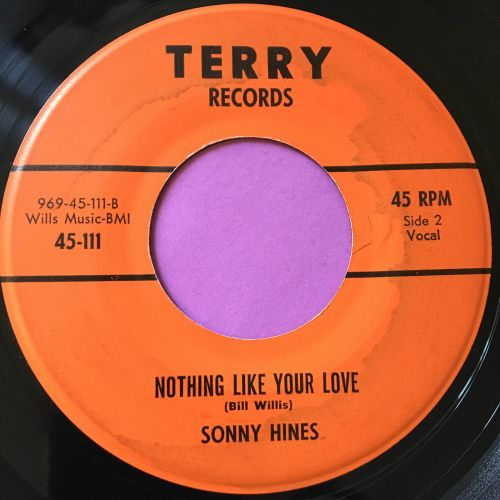 Sonny Hines-Nothing like your love-Terry E