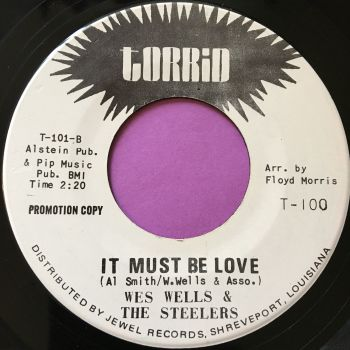 Wes Wells & Steelers-It must be love-Torrid WD E+