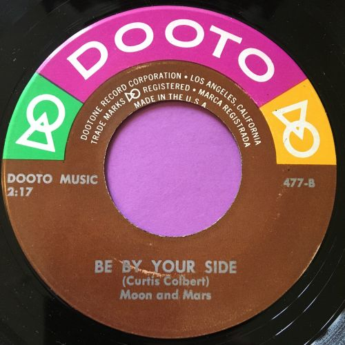 Moon and Mars-Be by your side-Dooto E+