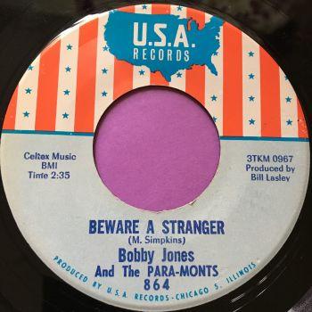 Bobby Jones-Beware a stranger-USA E+