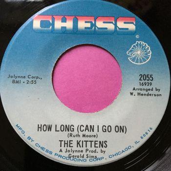 Kittens-How long-Chess DH E+