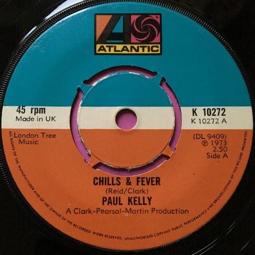 Paul Kelly-Chills & Fever-UK Atlantic E+