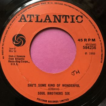 Soul Brothers Six-She's some kind of wonderful-UK Atlantic NC E