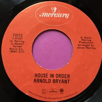 Arnold Bryant-House in order-Mercury E+