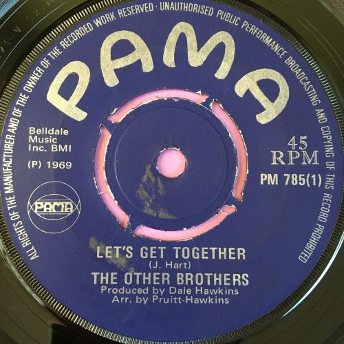 Other Brothers-Let's get together-UK Pama E+