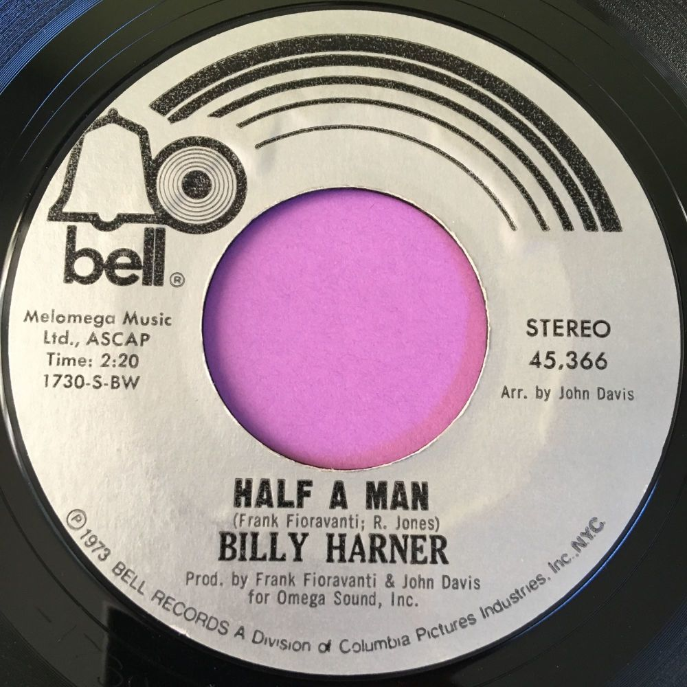 Billy Harner-Half a man-Bell E+