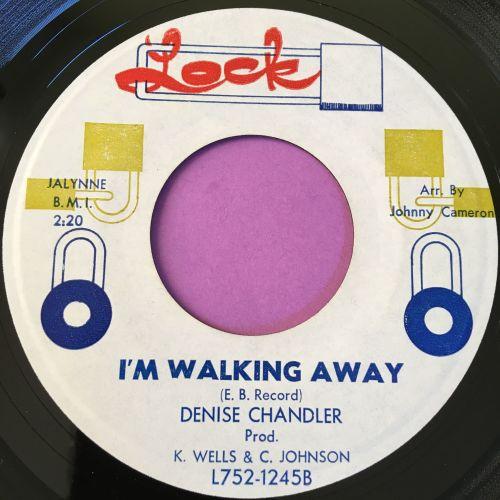 Denise Chandler-I'm walking away-Lock E