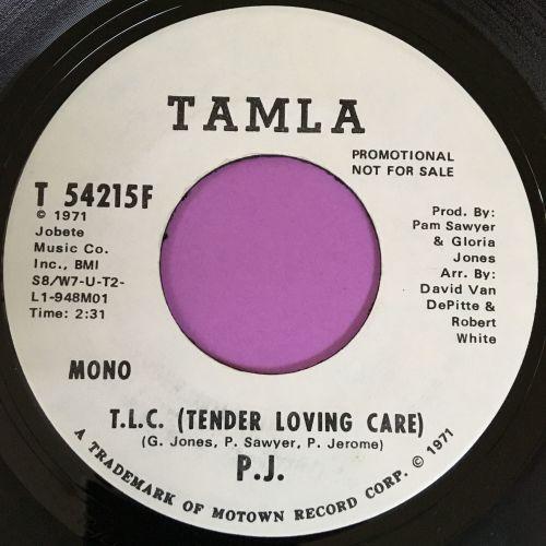 P.J-TLC-Tamla WD E+