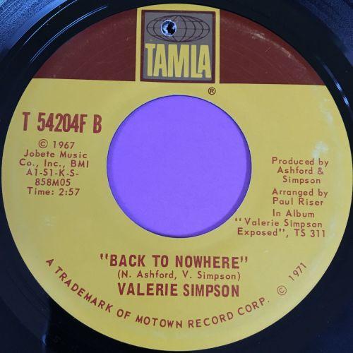 Valerie Simpson-Back to nowhere-Tamla E+
