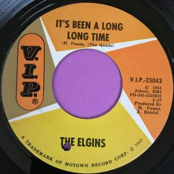 Elgins--It's been a long time-VIP E+