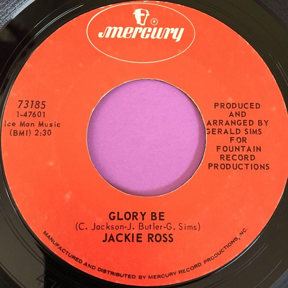 Jackie Ross-Glory Be-Mercury E+