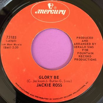 Jackie Ross-Glory Be-Mercury E+