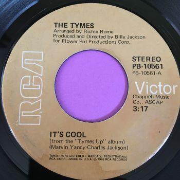 Tymes-It's Cool- RCA E+