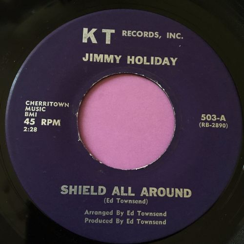 Jimmy Holiday-Shield all around-KT E+
