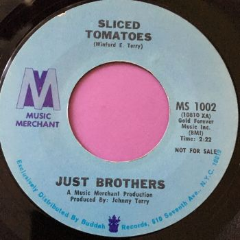 Just Brothers-Sliced tomatoes-Music merchant E+