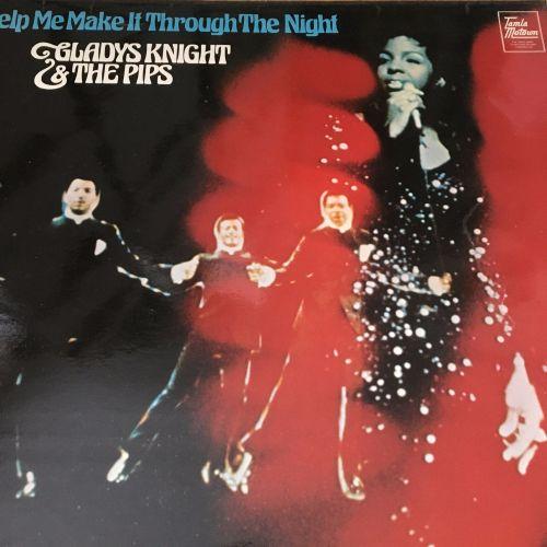 Gladys Knight-Help me make it through the night-UK Motown LP E